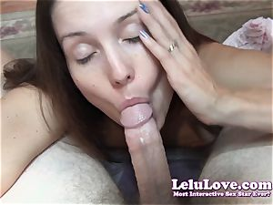 Lelu Love-Tease Denial Blueballs oral pleasure