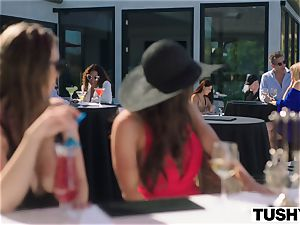TUSHY.com Feature showcase Abigail Part two