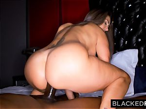 BLACKEDRAW Ava Addams Is porking big black cock And Sending images To Her hubby