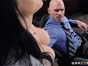 secretary Jayden Jaymes ravages on the bosses desk