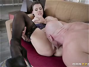 Married gal Peta Jensen cravings of a stranger's gigantic fuckpole