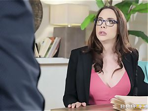 crazy milf is greedy for young manhood