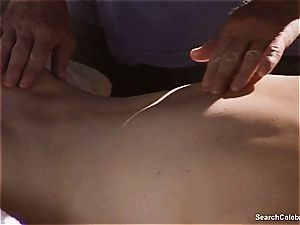 killer Mimi Rogers gets her entire assets fumbled