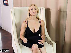 plumb Confessions Sarah Vandella gets ass-fuck