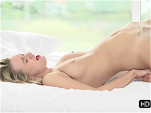 Natalia Starr having romantic hook-up with Johnny Sins