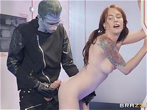 Anna De Ville getting boned by Danny D