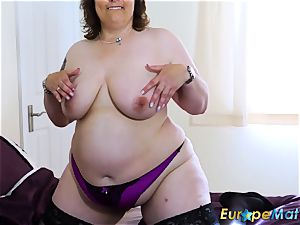 EuropeMaturE buxom nymphs splendid Showoff Compilation