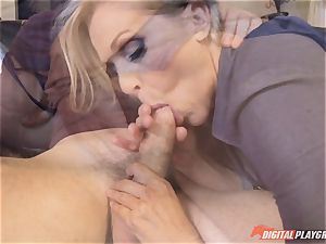 Julia Ann poon filled on mothers day
