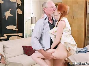 fresh step father and elderly lady creampie xxx Online hook-up