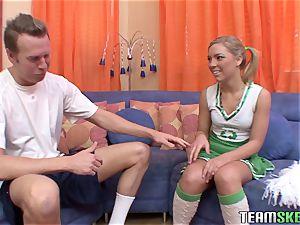 Ally Kay likes the jocks