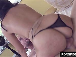 PORNFIDELITY bodacious brit Ava Dalush Gets tucked
