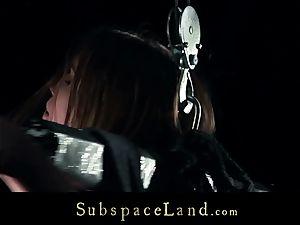 bondage agony And enduring For teen sub In sadism & masochism pornography