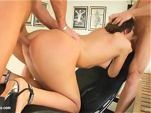 xxx bang-out with Gabriella May - rough hard-core rectal fuck-a-thon