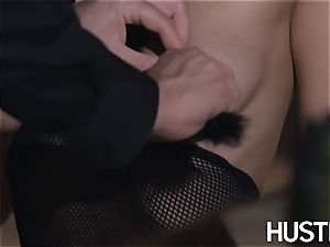 japanese Kendra Spade blindfolded and xxx facial cumshot