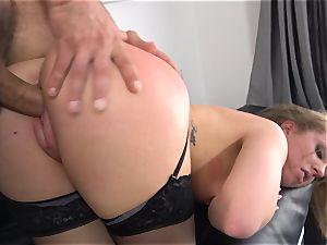 Maddy OReilly inserted utter in her underwear